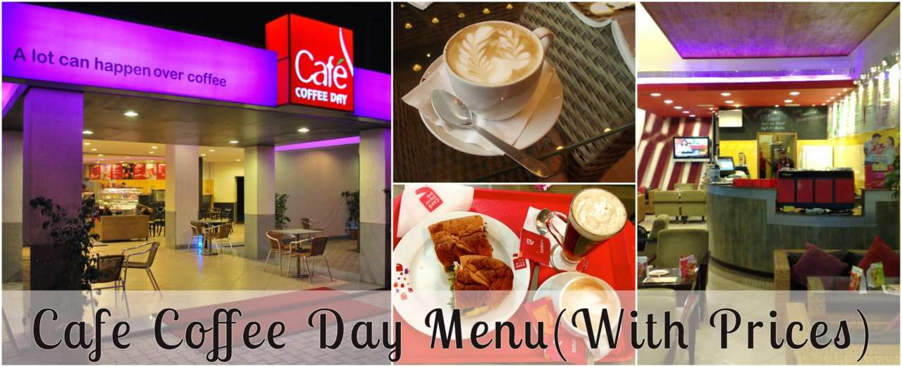 Cafe Coffee Day Branches In India