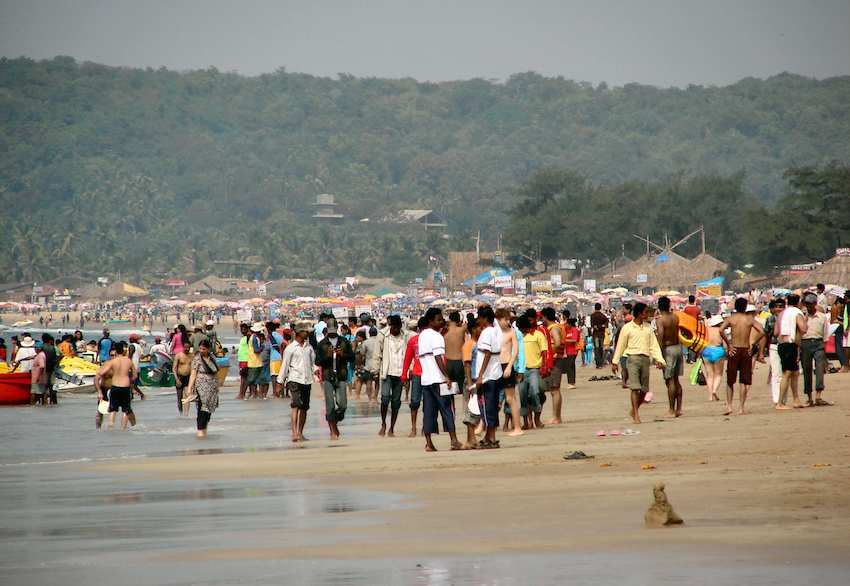 Calangute Beach in Goa.jpg
