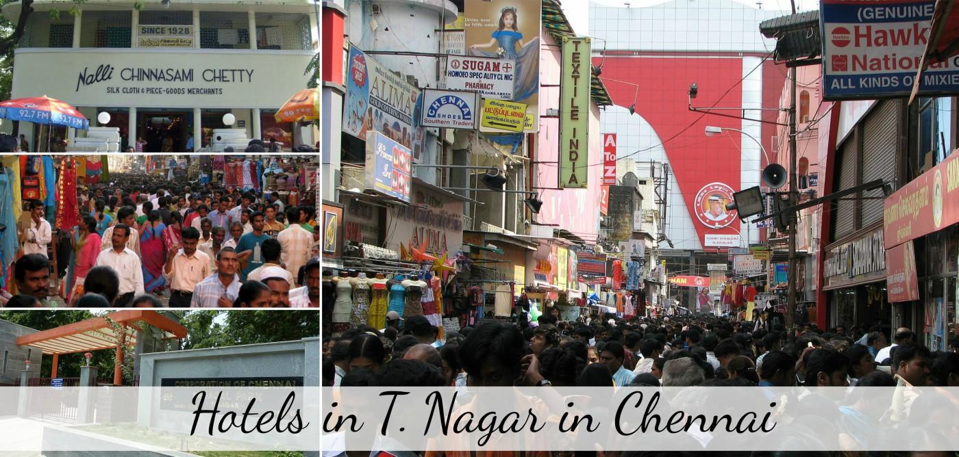 Chennai T. Nagar.