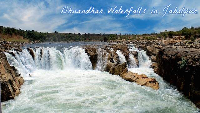 Dhuandhar-Waterfalls-jabalpur.