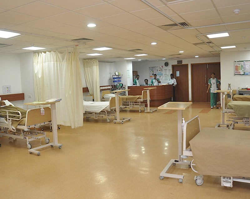 Fortis Hospital Mumbai.