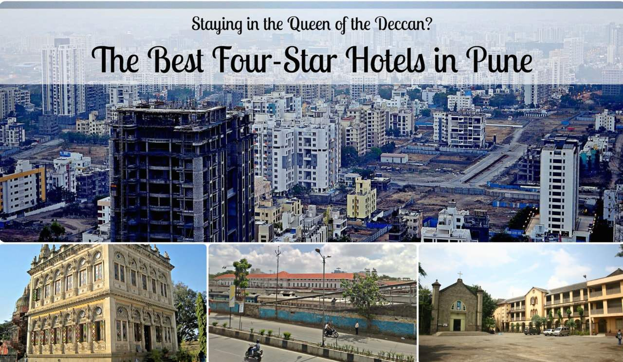 four star hotels in Pune.