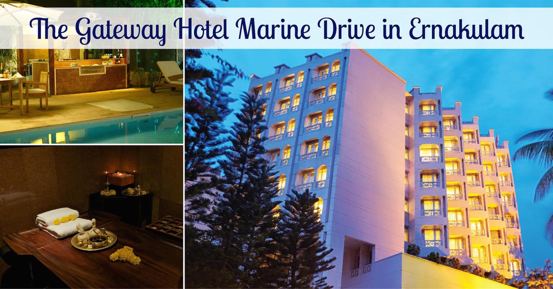 Gateway Hotel Marine.
