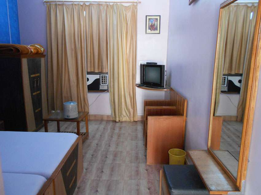 hotel at tal chappar sanctuary.