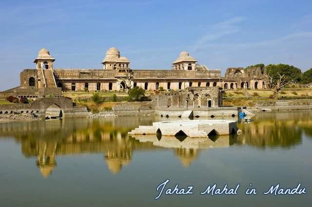 Jahaz-Mahal-Mandu.