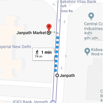 janpath metro station to janpath market.jpg