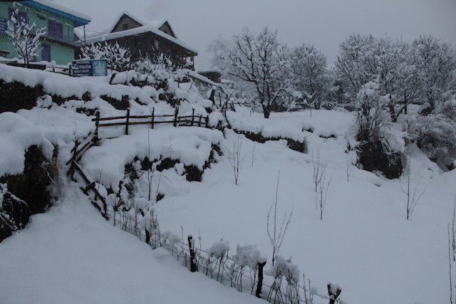 Kasol in Winter Season​.jpg