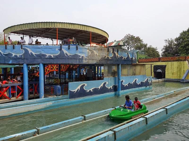 Kishkinta Water park.
