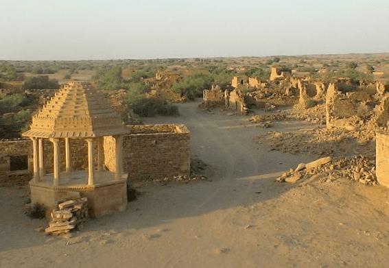 Kuldhara in Jaisalmer.png