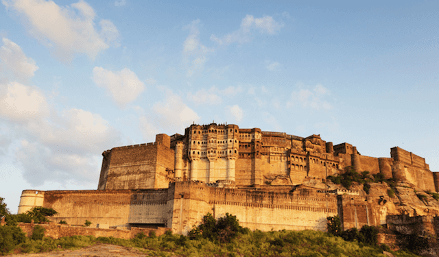 Mehrangarh Fort in Jodhpur​.png