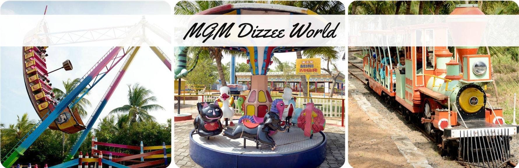 MGM Dizzee World.