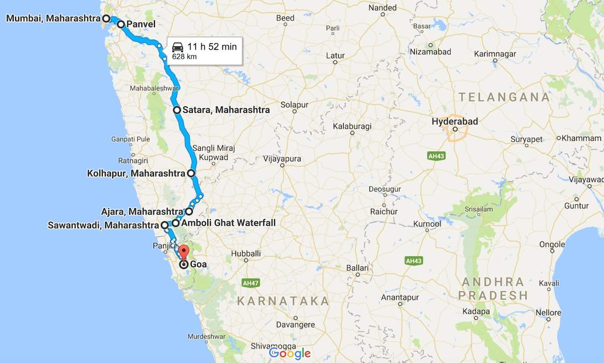 Mumbai-to-goa-map2.