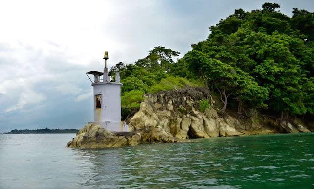 Neil Island in Andaman.