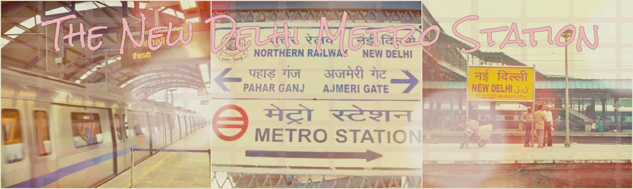 New-Delhi-Metro-Station.