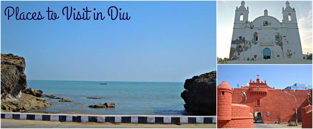 places to visit in diu.