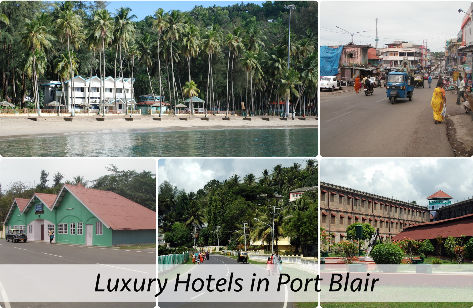 Port Blair.