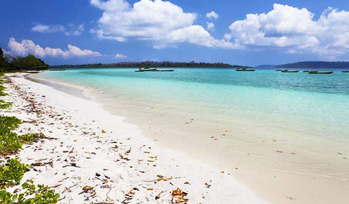 Radhanagar-Beach-in-Havelock-Island​.