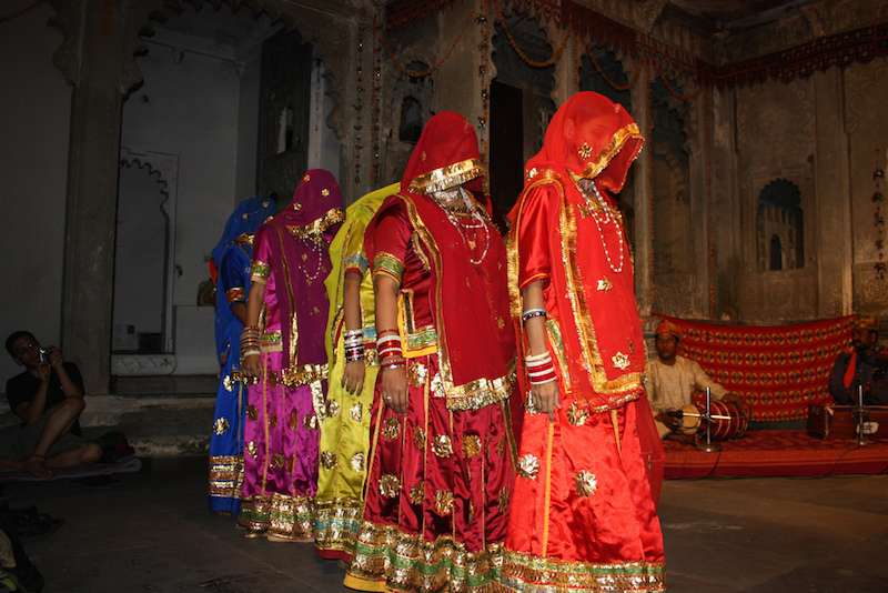 Rajasthani-folk-dance-Udaipir.