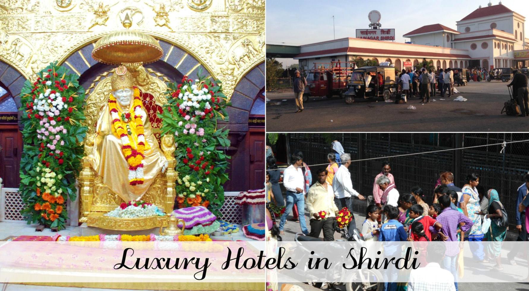 Shirdi Hotels.