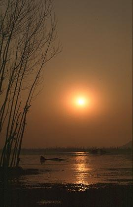 sunset at dal lake.jpg