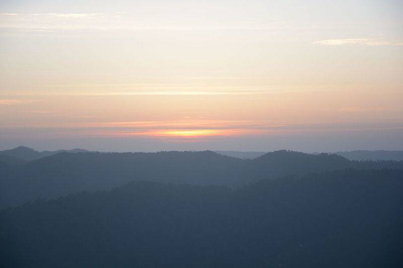 Sunset in Mukteshwar.jpg