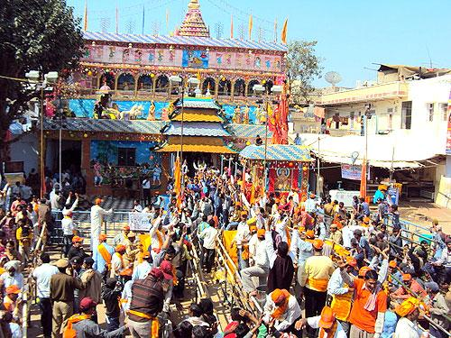 temple of Shyam baba (Khatu Shayam ji  Barbarika).jpg