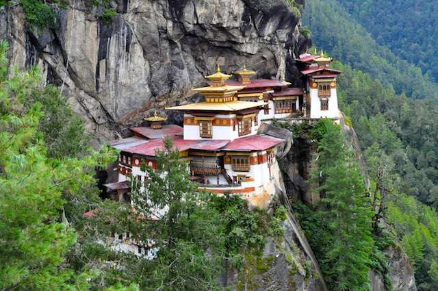 The Happiest Place on Earth, Bhutan.