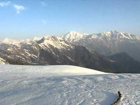 View from Khaliya Top.