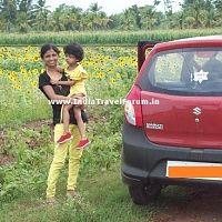 way to Shivanasamudra