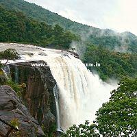Majestic Athirapally Falls