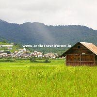 A Serene Ziro Valley, Arunachal Pradesh