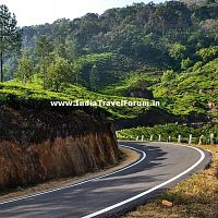 Route To Munnar
