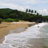 Paradise Beach At Gokarna