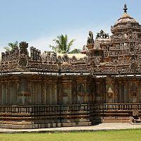 Amruteshwara Temple - Image Credit @ Wikipedia