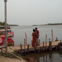 Chunnambar Backwaters Jetty