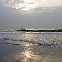 Serenity Beach At Sunrise