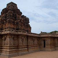 Hazara Rama Temple At Hampi