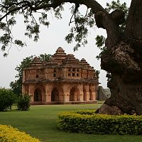 Lotus Mahal At Hampi  Image Credit @ Wikipedia