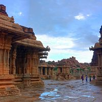 Vittala Temple At Hampi  Image Credit @ Wikipedia