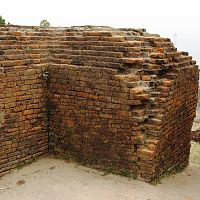 A Portion Of The Outer Wall - Ita Fort - Image Credit @ Wikipedia