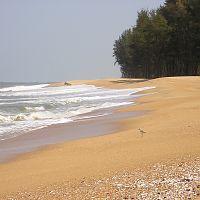 Panambur Beach Mangalore - Image Credit @ Wikimedia