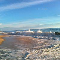 Someshwar (Ullal) Beach Mangalore - Image Credit @ Wikimedia