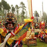 Bumchu Festival Gangtok - Image Courtesy @ Saurabh Das