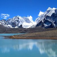 Tsomgo Lake Gangtok - Image Courtesy @ Wikipedia