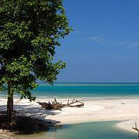 Radhanagar Beach - Image Credit @ Wiki