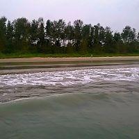 Kannur - Muzhappilangad Beach From Sea