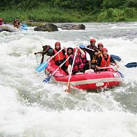 Rangit River Rafting