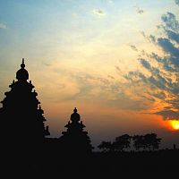 Shore Temple Mahabalipuram - Image Credit @ Debapriya Deb