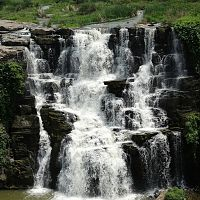 Ethipothala Waterfalls - Image Credit @ Wiki