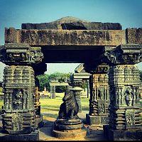 Warangal Fort - Image Credit @ Wiki